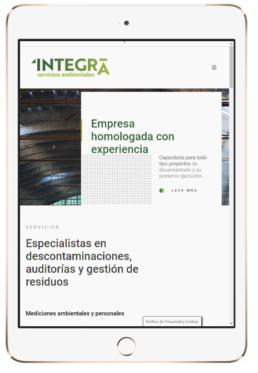 WEB INTEGRA